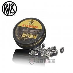 500-Plombs-RWS-R-10-Match-cal 4.5 mm