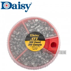 Boite-Distributrice-de 3 types-de Diabolos-DAISY-cal 4.5 mm
