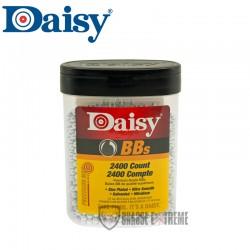 2400-Billes-Acier-DAISY-BB'S-cal 4.5 mm