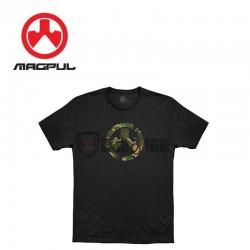tee-shirt-magpul-coton-woodland-camo-noir