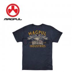 tee-shirt-magpul-coton-magazine-club-bleu