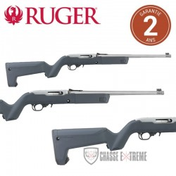 carabine-ruger-1022-takedown-stainless-crosse-magpul-cal-22lr