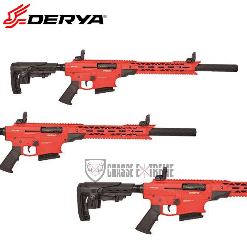 fusil-semi-automatique-derya-mk-12-cal-12/76-rouge