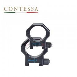 colliers-contessa-pour-rail-22mm-diam-36mm-h12mm