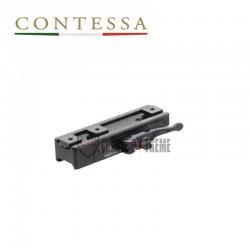 montage-amovible-contessa-rail-picatinny-22mm-tactical-pour-schmidt-bender
