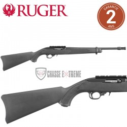Carabine -ruger-1022-tactical-synthetique-cal-22lr