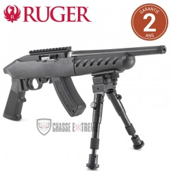 Pistolet-ruger-22-charger-synthetique-takedown-10-calibre-22lr