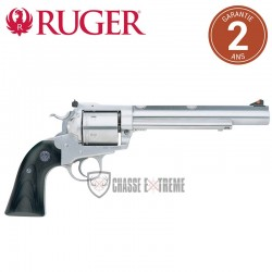 REVOLVER RUGER STAINLESS...