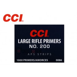 AMORCES CCI APS LARGE RIFLE...