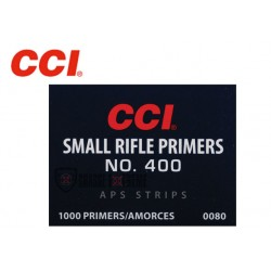 AMORCES CCI APS SMALL RIFLE...