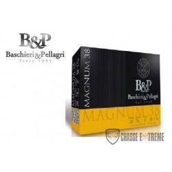 CARTOUCHES B&P MAGNUM 38 GR...