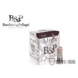 25-cartouches-bp-mygra-tordo-33-gr-cal-12/70