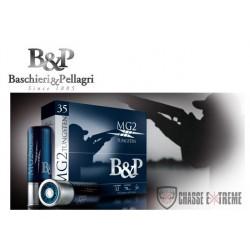 CARTOUCHES B&P MG2 TUNGSTEN...