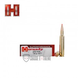 MUNITIONS HORNADY 270 WIN...