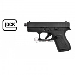 PISTOLET GLOCK 42 FILETE...